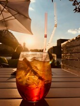 Apperol Spritz Cocktail