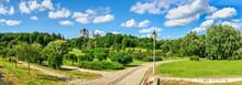 Feofaniia Park In Kyiv, Ukraine