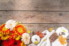 Cozy Autumn Background
