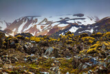 Kolorowe góry Landmannalaugar