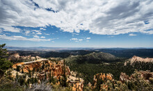 Swamp Canyon Overlook, Bryce Canyon National Park, Utah