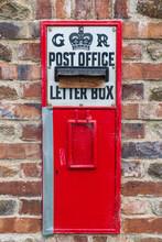Georgian Letter Box, Post Office