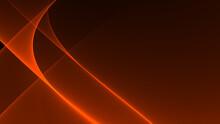 Abstrakter Hintergrund 4k Orange Rot  Hell Dunkel Schwarz Wellen Und Linien