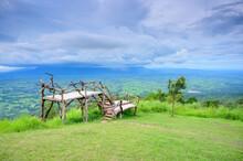 Viewpoint Of Phulankha National Park, Chaiyaphum, Thailand