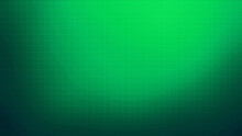 Gradient Halftone Pattern Diagonal On Gradient Bright Green Background. Black Dots, Green Halftone Texture. Pop Art Or Comical Background For Business Or Digital Concept.