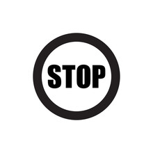 Poison Bio Hazard  Vector Logo Design Element. Caution Warning Symbol Concept. Scull Sign. Power Fast Speed Logotype