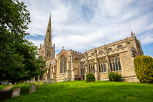 Thaxted Parish Church In Essex, UK