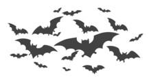 Horrific Bat Flock