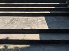 Black Stone Stairs