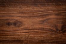 Walnut Texture. Walnut Wood Plank Texture Background.