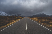 Road To Nowhere In Loch Lomond