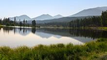 Bear Lake In Rocky Mountain National Park, Colorado, USA