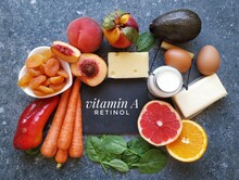 Food Rich In Vitamin A (retinol). Natural Products Containing Vitamin A. Fruits And Vegetables High In Provitamin A And Beta Carotene. Healthy Sources Of Vitamin A And Beta Carotene, Healthy Diet Food