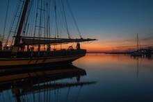 Tall Ship Reflection