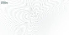 Abstract Vector Circle Background. Circle For Sound Wave. Vector Illustration