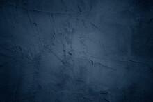 Beautiful Abstract Grunge Decorative Navy Blue Dark Wall Background