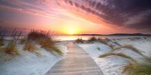 Das Meer Und Den Strand Genießen