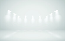 White Studio Background High Quality
