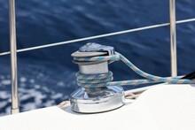 Sailboat Capstan Rope