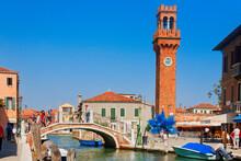 Insel Murano, Venedig, Italien