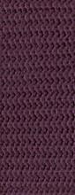 Handmade Knitted Fabric Purple Wool Background Texture