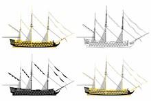 HMS Victory, United Kingdom Battleship