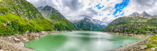 Alpin Wandern In Der Schweiz - Göschneralp