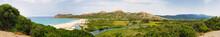 Panorama Vom Plage De L'Ostriconi / Korsika / Frankreich