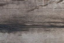 Dark Old Weathered, Wooden Texture As Background. Rotten Wood.