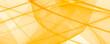 canvas print picture - Weihnachten Hintergrund Abstrakt orange gelb gold weiß Spiralen mit Linien und Wellen Banner