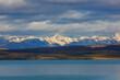 Leinwandbild Motiv New Zealand lakes