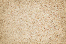 Small Pebble Texture In Concrete Floor, Sand Wash Tiles With Rough For Background.