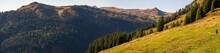Zweitausender Pass Thurn Hohe Tauern Panorama