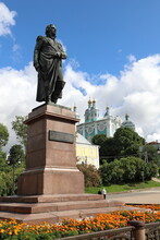 Monument To The Suvorov