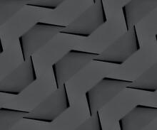 Design Vector Black Pattern Background Abstract White Illustration Texture Modern Seamless Decoration Decorative Line Zigzag Element Fashion Web Simple Optical Textile Zig Art Wallpaper Fabric Decore