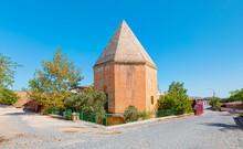 Seyyid Mansur Baba Tomb (Turbe) In Harput Town Of Elazig Province, Turkey