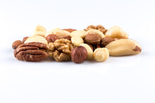 Large Diversity Of Healthy Nuts