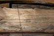 Deski drewno na elewacji budynku