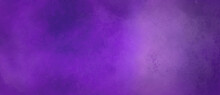 Abstract Purple Texture Background In Pastel Shade.  Interior Design Element, Template For Banner, Web, Poster, Postcard, Brochure In Lavender Tone