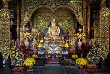 Wat Ming Muang Temple, Chiang Rai, Thailand