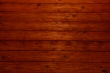 Dark Wood Slats Background
