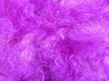 Pink Wig Background