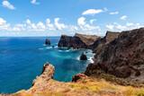 Fototapeta Fototapety z morzem do Twojej sypialni - Madeira Island, Portugal