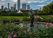 546-07 Grant Park Statuary