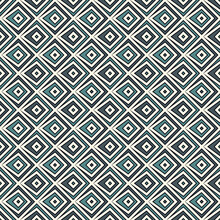 Scales Seamless Surface Pattern. Ethnic, Tribal Wallpaper. Rhombuses, Diamonds Motifs. Ornamental Abstract Background