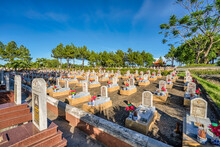 Duong 9 Or 9 Road Martyrs Cemetery, Quang Tri, Vietnam