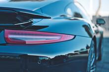 Rücklicht Neuwagen Autohandel