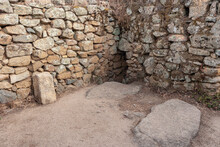 Filitosa, Corsica, Villaggio, Neolitico, Insediamento