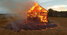 Barn Fire 5