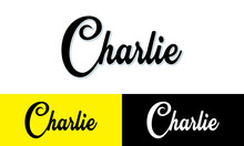 Charlie Calligraphy